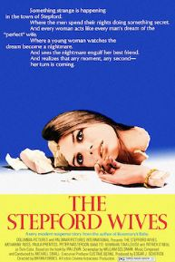 Poster of the 1975 film, The Stepford Wives