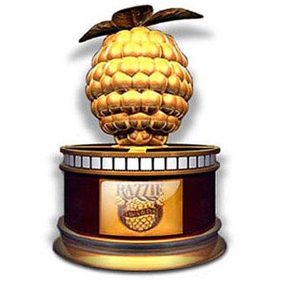 The Golden Raspberry Award Statuette